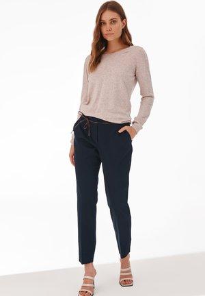 KUBRA - Chino kalhoty - navy blue