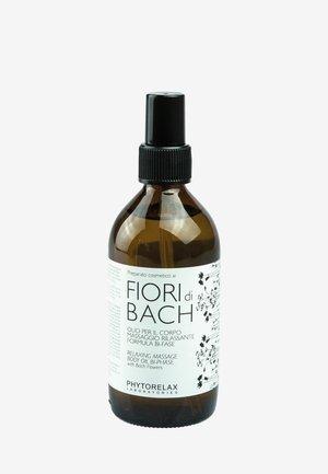 RELAXING MASSAGE BODY OIL BI-PHASE FIORI DI BACH  - Body oil - -