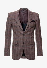 Burton Menswear London - MAUVE POW - Giacca elegante - burgundy - 4