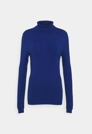 VMHAPPINESS ROLLNECK - Jumper - sodalite blue