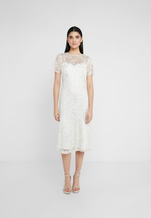 Cocktail dress / Party dress - mascarpone cream