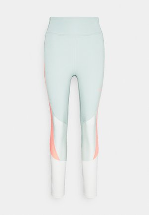 TRAIN PEARL FULL - Leggings - aqua gray