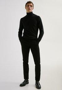 Massimo Dutti - Trui - black - 1