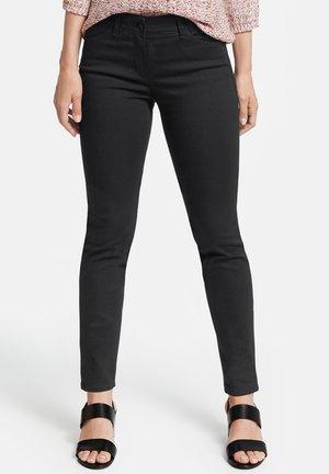 Jeans Skinny Fit - black black denim