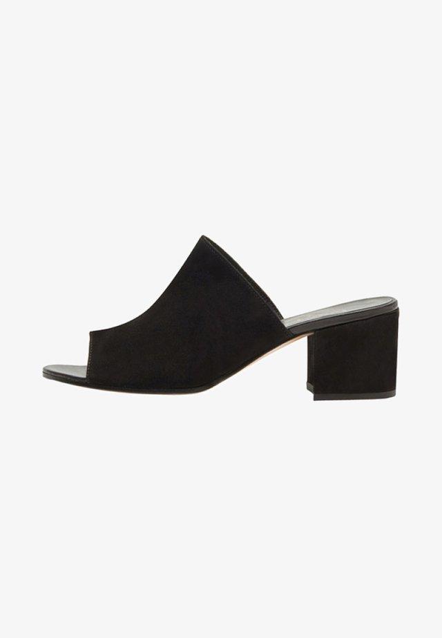 COCO - Sandalen - black