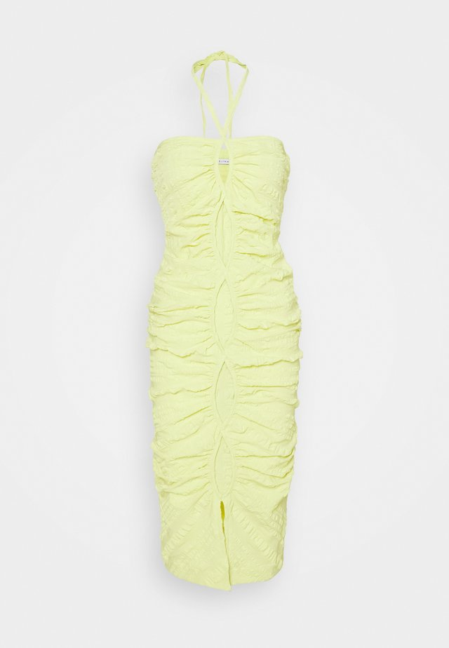 SPENCER DRESS - Etui-jurk - green