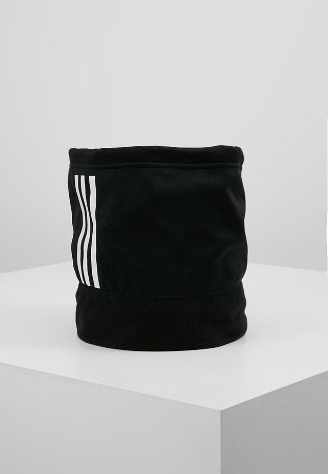 TIRO NECKWARMER - Hals- og hodeplagg - black/white