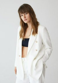 Violeta by Mango - VERONICA - Short coat - benvit - 0