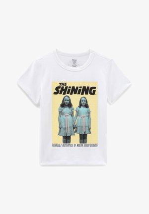 WM VANS X THE SHINING TEE - Print T-shirt - (terror) the shining