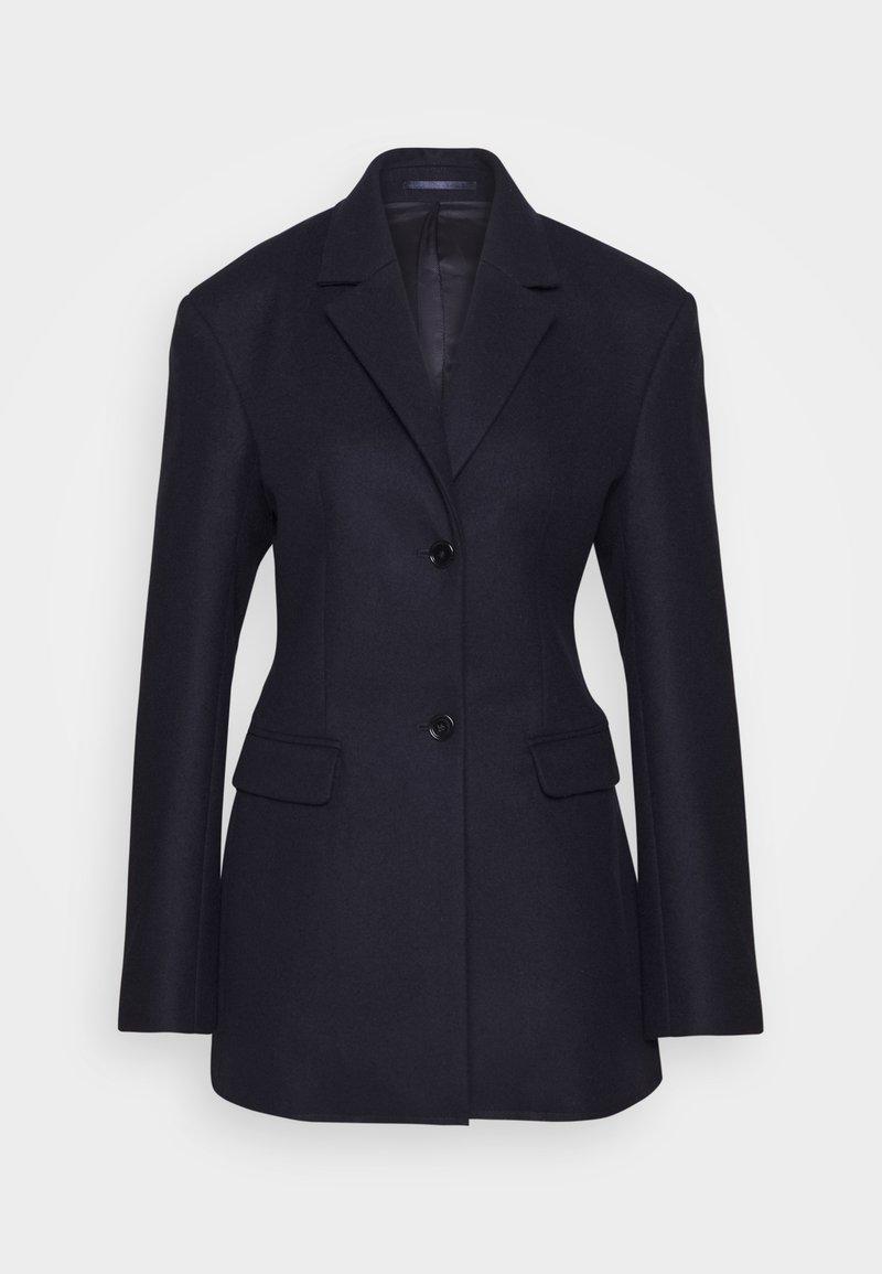 Filippa K - ANCONA COAT - Klasický kabát - navy