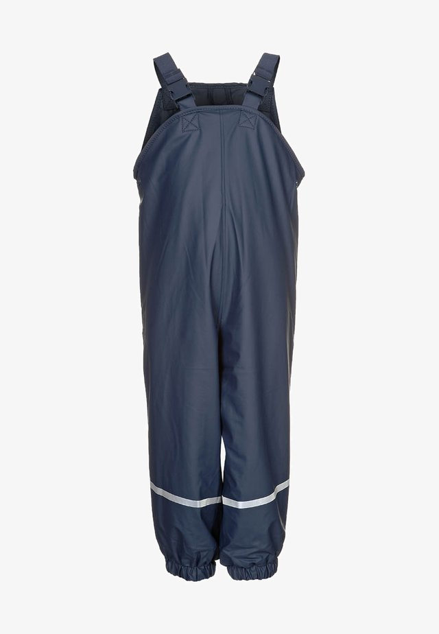 Pantalones impermeables - marine