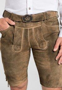 Spieth & Wensky - OLRIK - Shorts - braun - 5