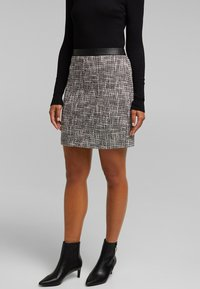 Esprit - Mini skirt - black - 0