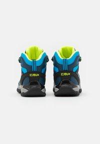 CMP - KIDS SHEDIR MID SHOE WP UNISEX - Obuwie hikingowe - blue ink/river - 2