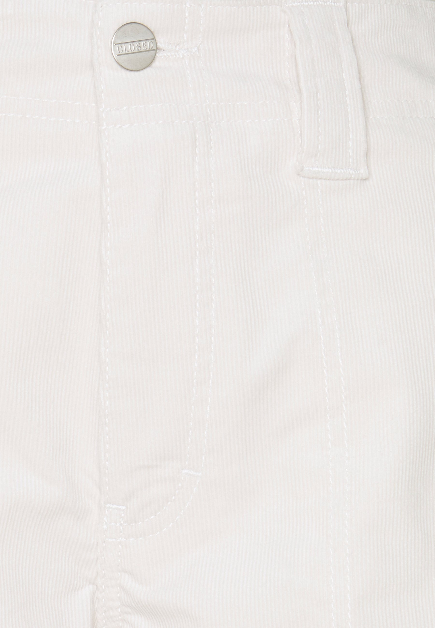 Low Cost Women's Clothing CLOSED JOSY Chinos linen white mBhMh1kwo