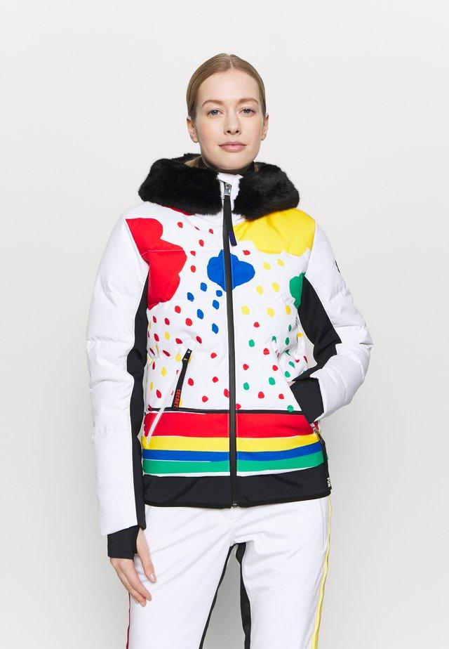 FURI - Lyžařská bunda - rainbow