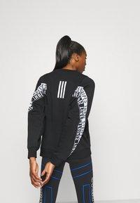 adidas Performance - WORD - Sweatshirt - black - 2