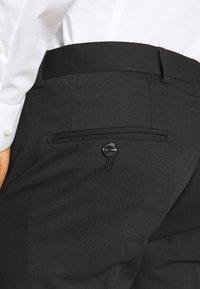Jack & Jones PREMIUM - JPRFRANCO - Spodnie materiałowe - black - 4