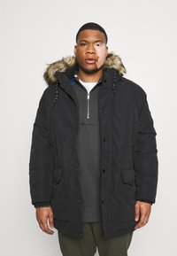 Jack & Jones - JJSKY JACKET - Winter coat - black - 0