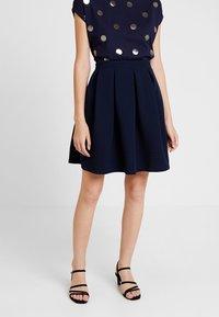 mint&berry - Áčková sukně - maritime blue - 0