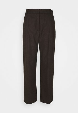 SOPHIE TROUSERS - Bukser - black