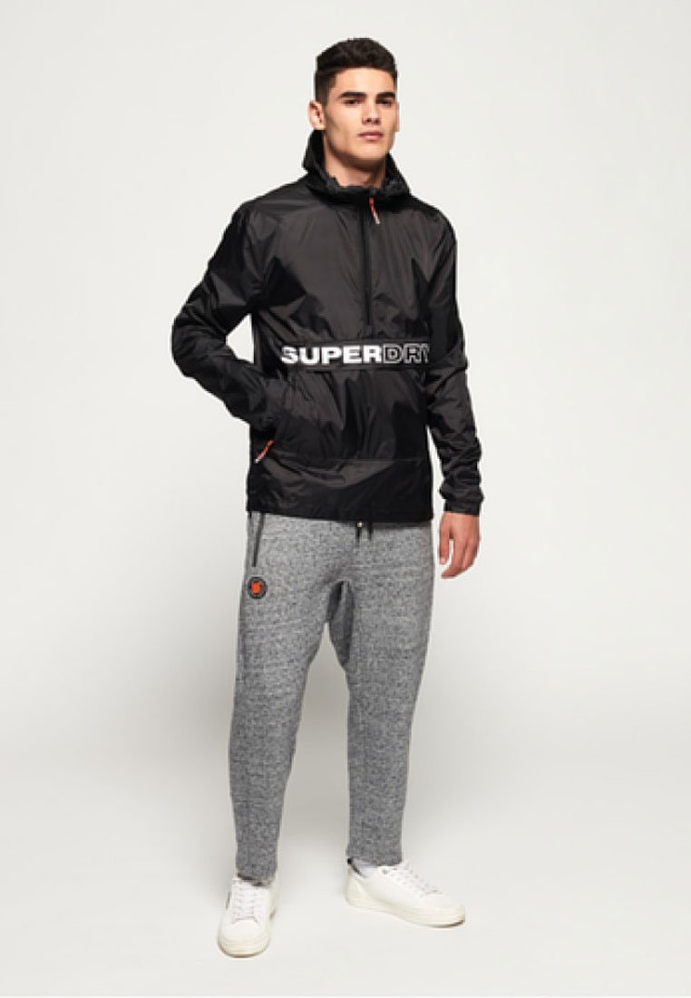 Superdry Windbreaker black Zalando.at