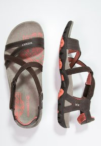 Merrell - SANDSPUR  - Walking sandals - earth - 1