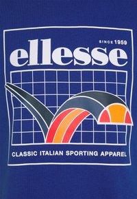 Ellesse - PARERI TEE - Print T-shirt - blue - 5