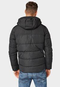 TOM TAILOR - MIT KAPUZE - Winter jacket - black - 2