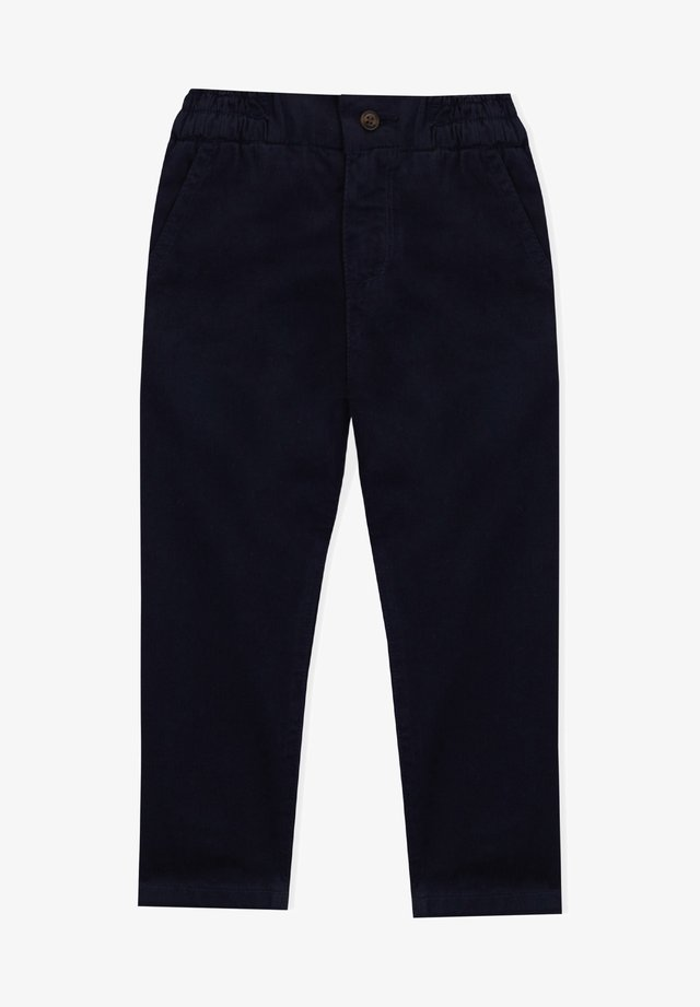 Straight leg jeans - navy blue