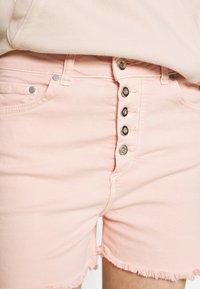 LTB - JEPSEN - Shorts di jeans - rose smoke wash - 4