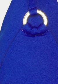 LASCANA - TRIANGEL - Bikini top - blue - 2