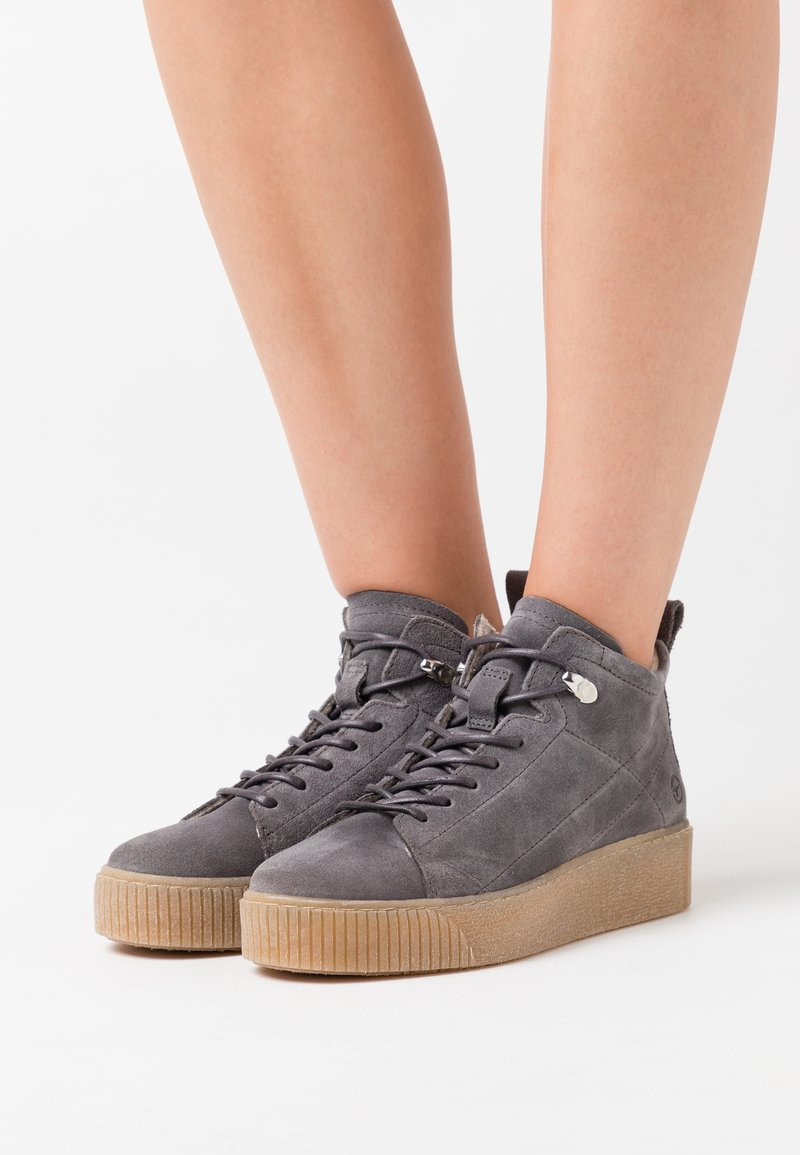 Tamaris - Ankle boots - grey