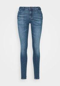 Guess - CURVE X - Jeans Skinny Fit - dry mid - 5