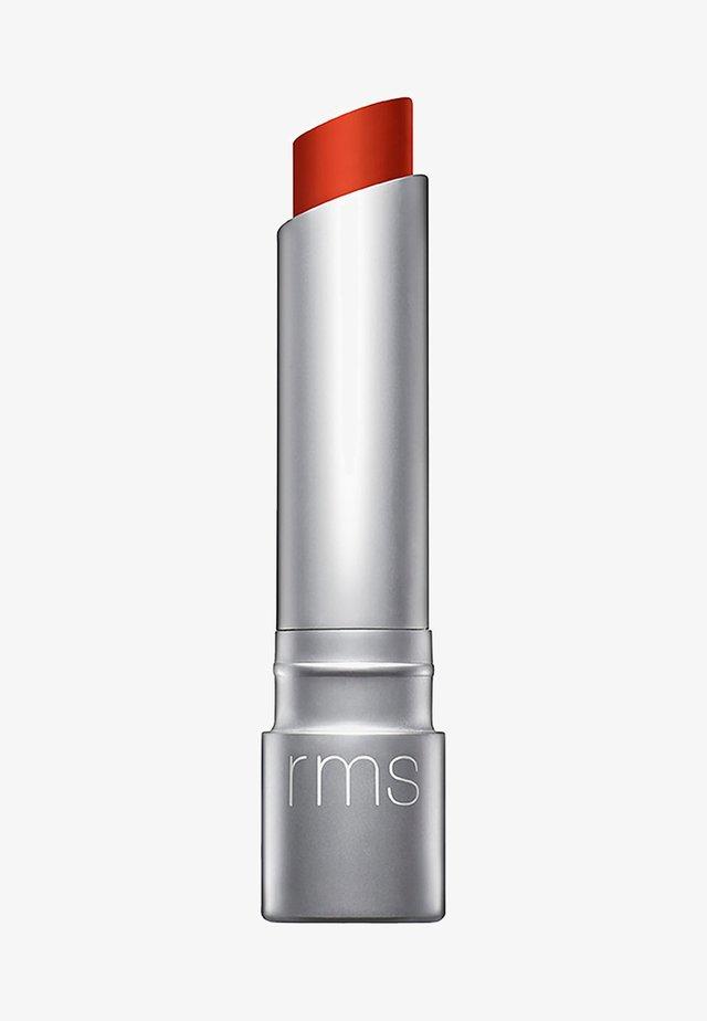 WILD WITH DESIRE LIPSTICK - Lippenstift - rms red