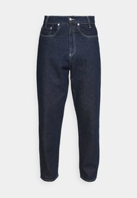 TROUSERS - Jeans Tapered Fit - dark wash
