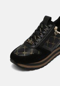 Tamaris - Trainers - black/gold - 7