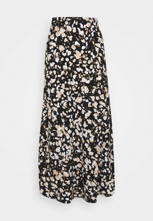 ALBI  - A-line skirt - black