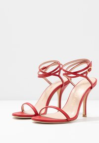 Stuart Weitzman - MERINDA - Sandalias - followme red - 4