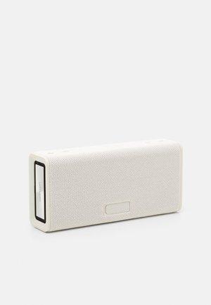 BRISBANE UNISEX - Speaker - white mist