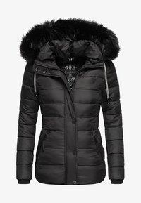 Navahoo - ZUCKERBIENE - Winter jacket - black - 0