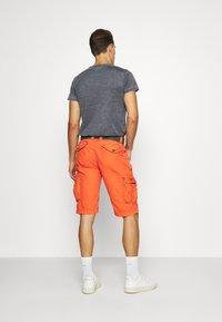 Schott - Cargo trousers - orange - 2