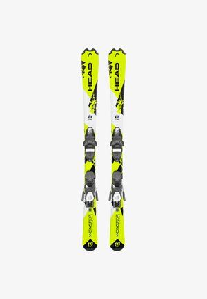 MONSTER SLR 4.4 - Skiing - marine/weiß