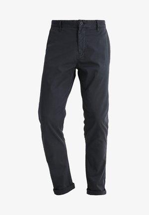 NORTON - Kangashousut - navy blazer