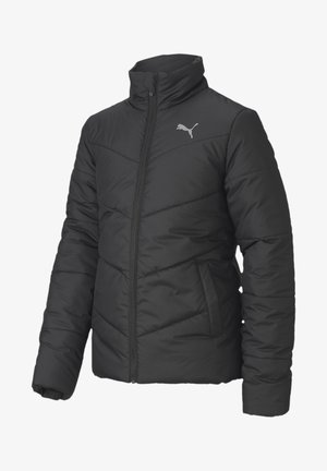 Winter jacket - puma black