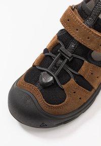 Keen - BALBOA - Sandały trekkingowe - black - 2