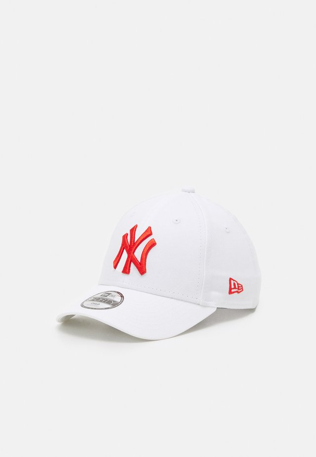 KIDS CHYT LEAGUE ESS 9FORTY NEW YORK YANKEES UNISEX - Pet - white