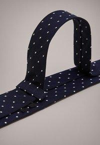 Massimo Dutti - Tie - black - 4