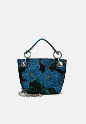 NEAT MINI WATER FLOWER - Handtasche - black