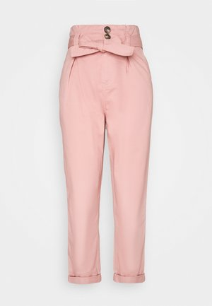 TROUSER - Trousers - pink